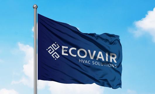 Ecovair, VRF , HVAC , Central AC