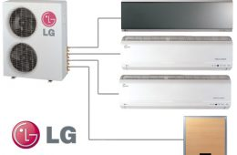 Multi split-LG - Ecovair HVAC Solutions